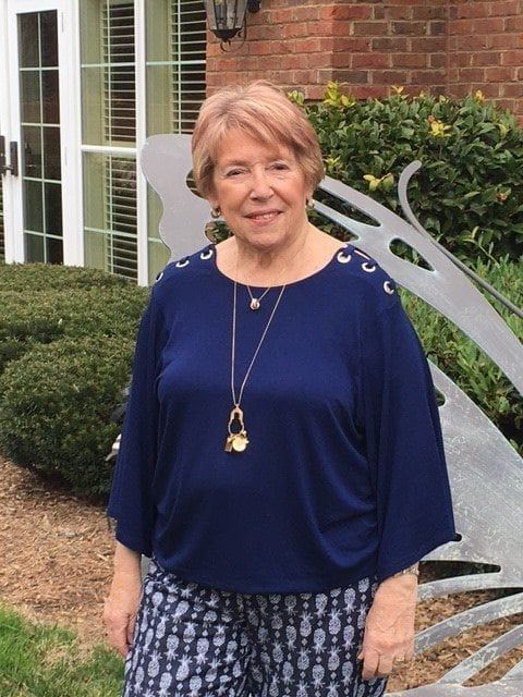 Volunteer Spotlight: Kathy Mroz